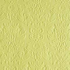 Napkin - 25x25 cm - light green - Papir