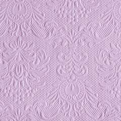 Napkin - 25x25 cm - light purple - Papir