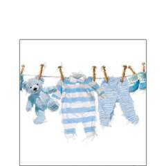 Napkin 25 Baby Boy Clothes
