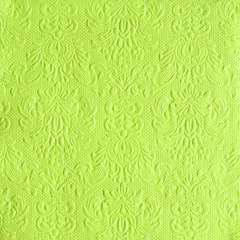 Napkin 33 Elegance Light Green SE: 12