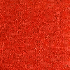 Napkin 33 Elegance Orange SE: 12