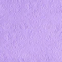 Napkin 33 Elegance Light Purple SE: 12