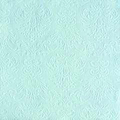Napkin 33 Elegance Light Blue SE: 12