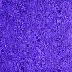 Napkin 33 Elegance Purple