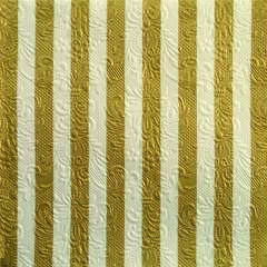 Napkin 33 Elegance Stripes Gold