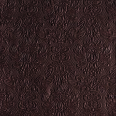 Napkin 33 Elegance Brown SE: 12