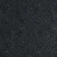Napkin 33 Elegance Dark Grey