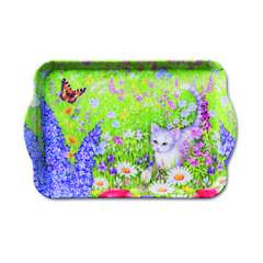 Tray Melamine 13X21Cm Summer Meadow SE: 6