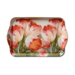Tray Melamine 13X21Cm Tulips Dream SE: 6