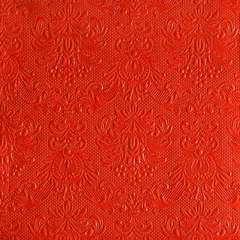 Napkin 40 Elegance Orange SE: 12