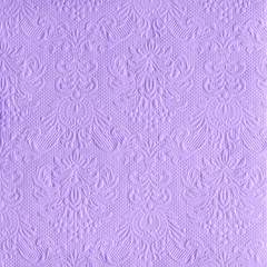 Napkin 40 Elegance Light Purple SE: 12