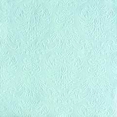 Napkin 40 Elegance Light Blue SE: 12
