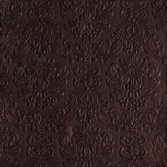 Napkin 40 Elegance Brown SE: 12