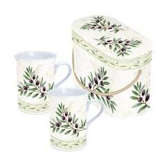 Mugs Giftbox Olive Branch SE: 4