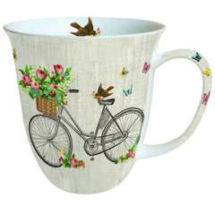 Mug 0.4 L Robin On Bike SE: 6