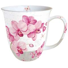Mug 0.4 L Orchids With Love SE: 6