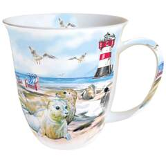 Mug 0.4 L Seals On The Beach SE: 6