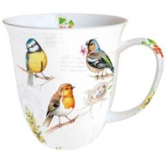 Mug 0.4 L Birds On Twig