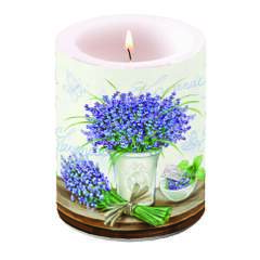 Candle Big Lavender Scene Cream SE: 6