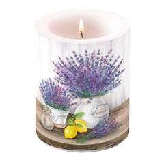 Candle Big Lavender