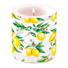 Candle Small Citrus