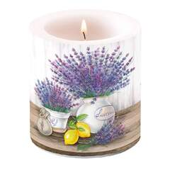 Candle Small Lavender