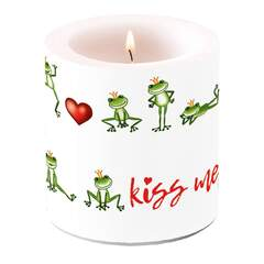 Candle Small Kiss Me