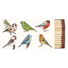 Matches Collection Of Birds SE: 12