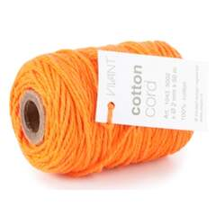 Bomullssnor 2mm 500m orange SE: 1