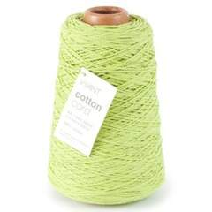 Bomullssnor 2mm 500m lime SE: 1