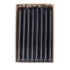 Kronelys 100% Stearin 2,2x28 Black